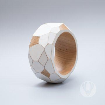 dřevěný náramek elementum